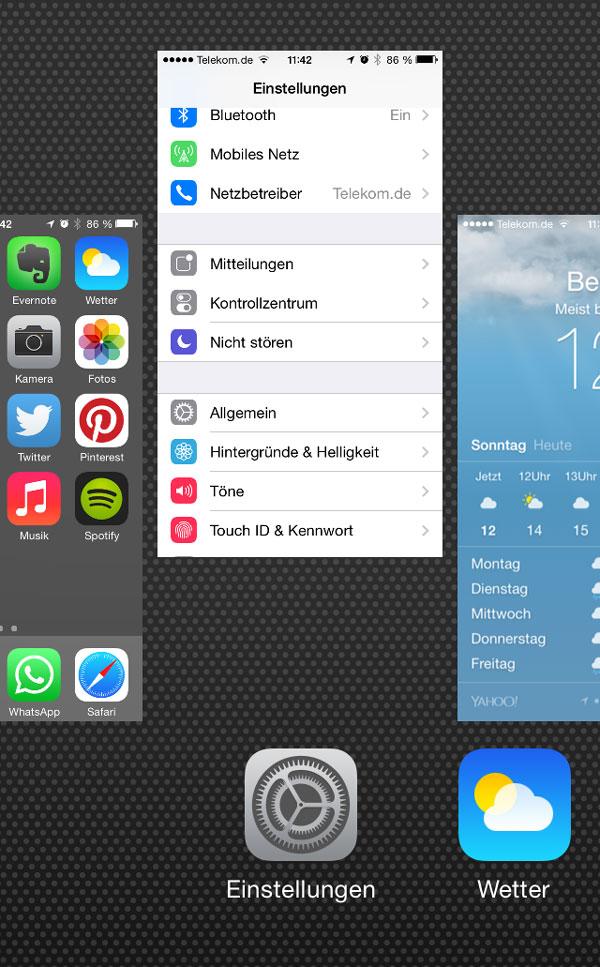 iphone akku zu schnell leer