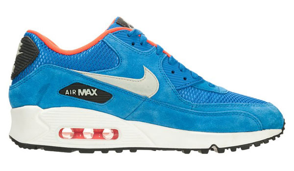 Nike Sportswear AIR MAX 90 ESSENTIAL - Sneaker - dark electric blue