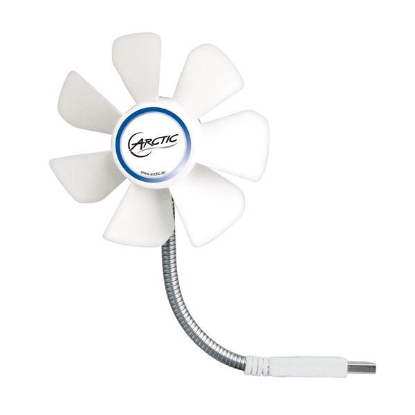 ARCTIC Breeze Mobile - 92 mm USB Ventilator für Unterwegs - EUR 7,89