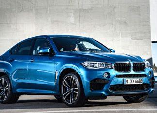 BMW X5M & X6M