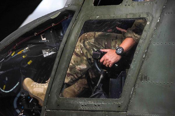 G-SHOCK GPW-1000RAF Royal Air Force Sonderedition