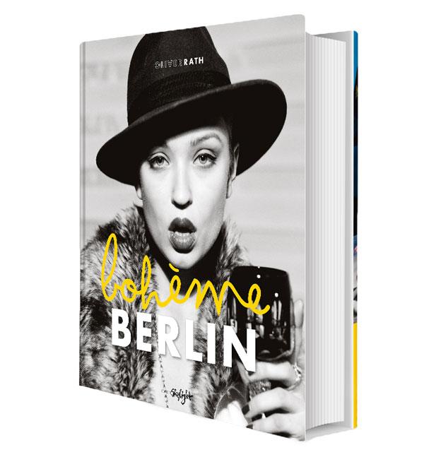Berlin Boheme - Oliver Rath Book