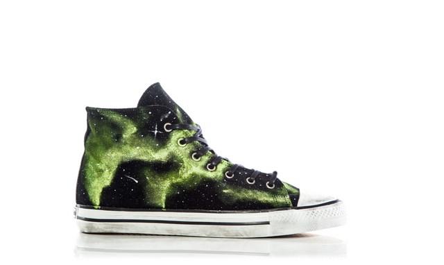 black dioNiso Sneakers