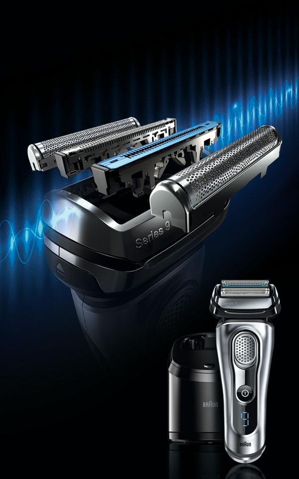 Braun-Series-9 Rasierer