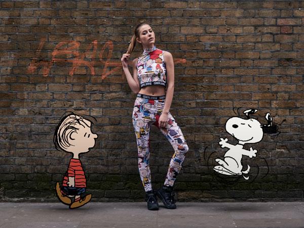 Characters top 48,90 € Characters leggings 54,90 €