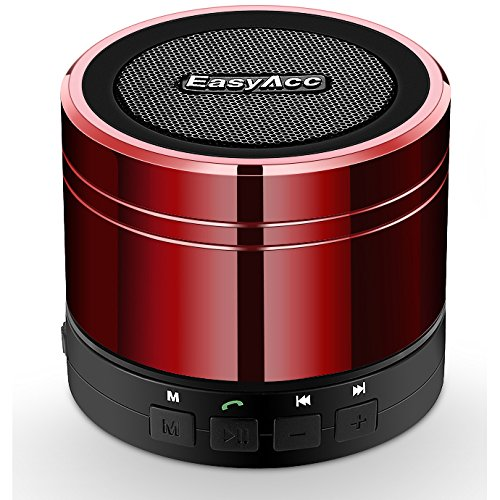EasyAcc® Mini Portable aufladbarer Bluetooth Lautsprecher