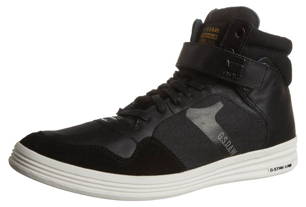 G-Star FUTURA OUTLAND - Sneaker high - black - 129,95 €