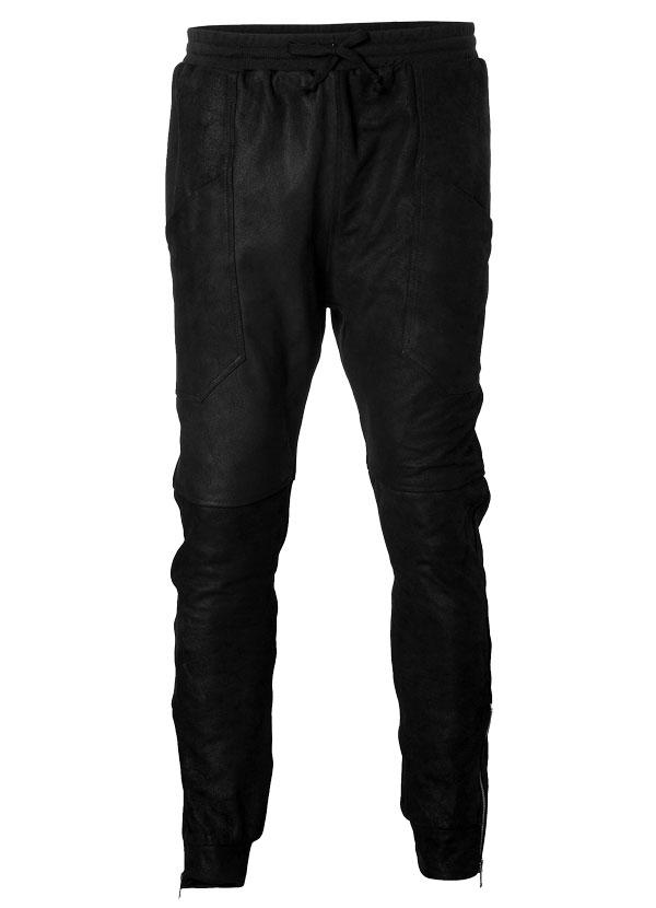 GIORGIO BRATO Track-Pants aus Leder - € 699