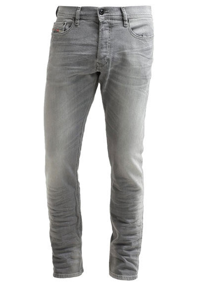 Jeans-grau