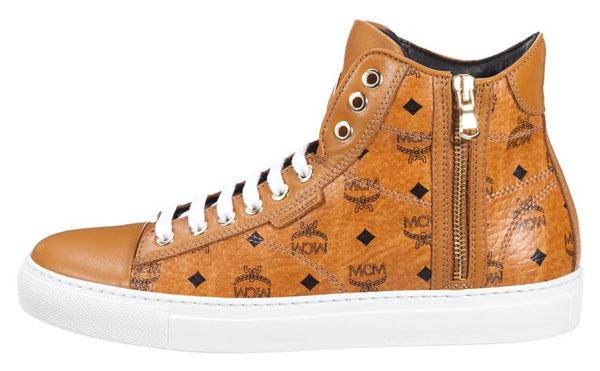 Michalsky URBAN NORMAD III - Sneaker high - cognac