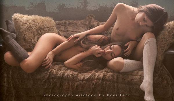 """""""Porno kann jeder - die Kunst ist Erotik."""" (Fotograf Dani Fehr)"""