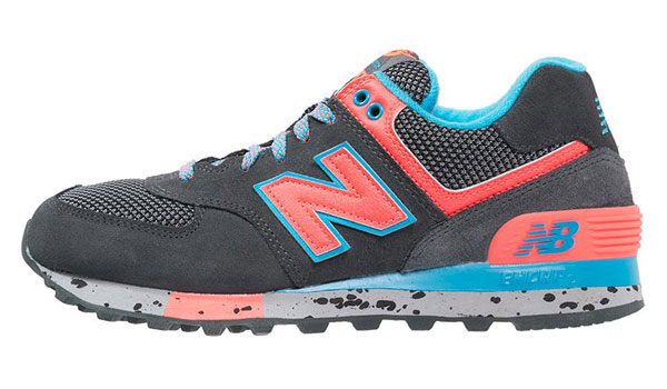 New Balance ML574 - Sneaker - dark grey