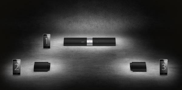 Philips Fidelio B5 SoundBar Lautsprecher