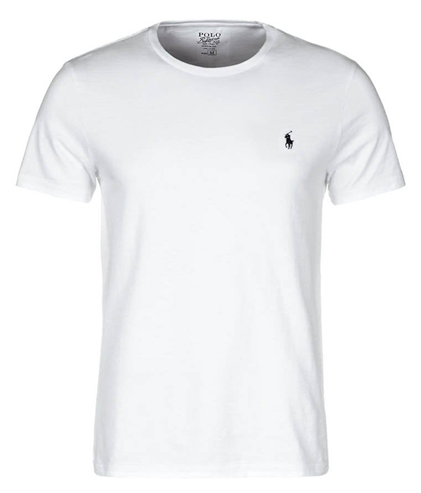 Polo Ralph Lauren CUSTOM FIT - T-Shirt basic - white - 48,95 €