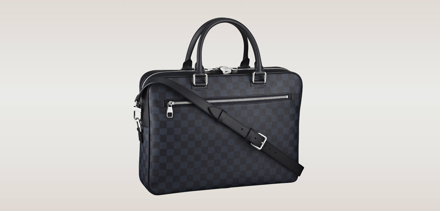 Damier Cobalt Porte-Documents-Business-louis-vuitton-kollektion