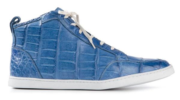 Raparo hi-top sneakers