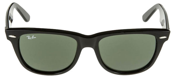 Ray-Ban WAYFARER - Sonnenbrille - schwarz - 139,95 €
