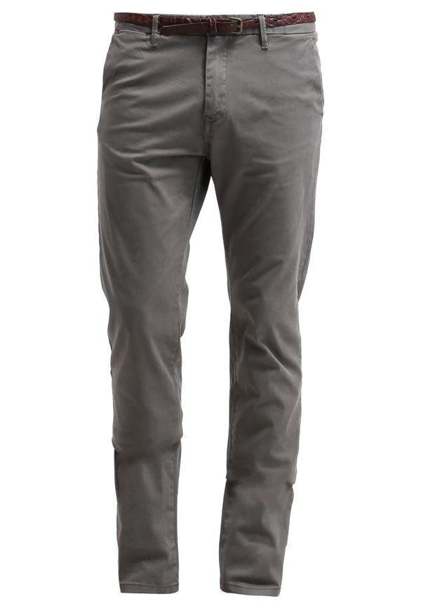 Scotch & Soda Stuart - Chino - praphite - 89,95 €