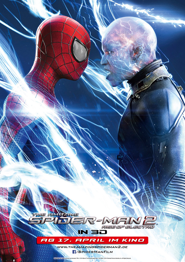 Promoplakat Spiderman