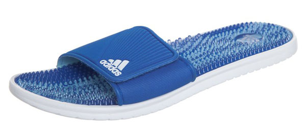 adidas Performance EVOSSAGE - Badesandale - blue - 32,95 €