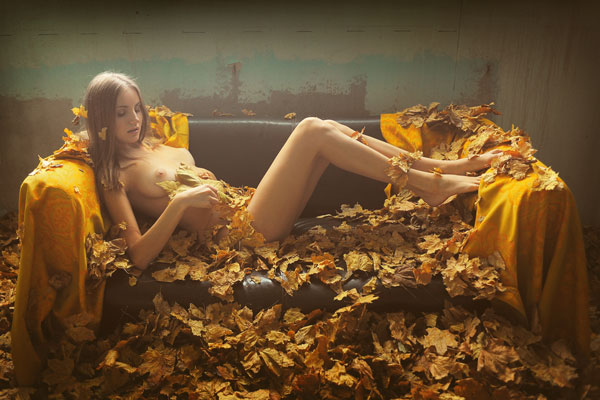 Autumn Angel - Artofdan