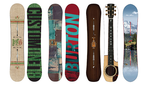 Burton Boards