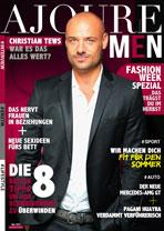 AJOURE Men Cover Monat März 2015