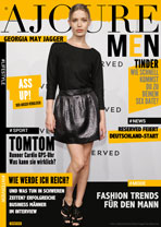 AJOURE Men Cover Monat November 2014