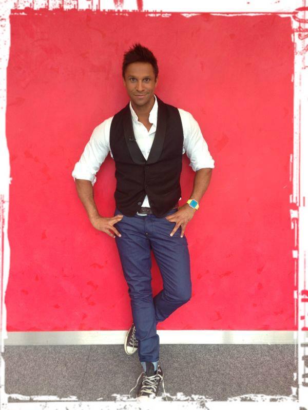 Daniel Aminati im Look der Woche