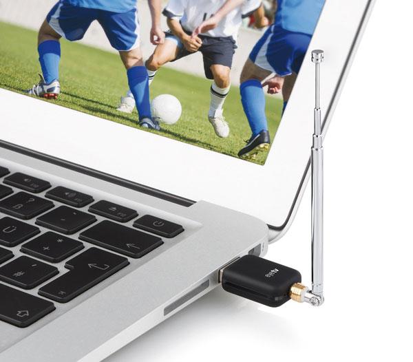 Elgato EyeTV Go DVB-T TV-Tuner für USB