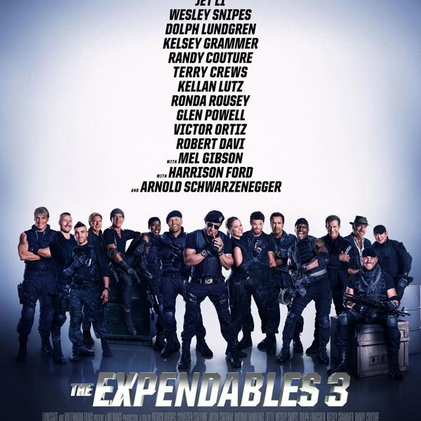 Expendables 3 Kinofilm