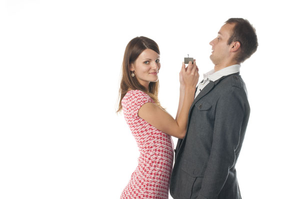 5 Frauen Typ Heiratswillige
