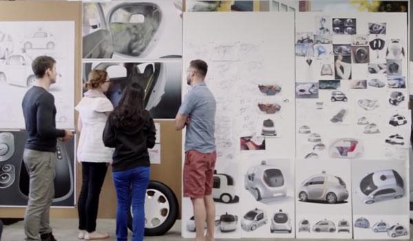 Google Driverless Car Entwicklung