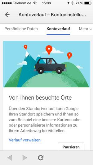 google-now-verlauf-verwalten