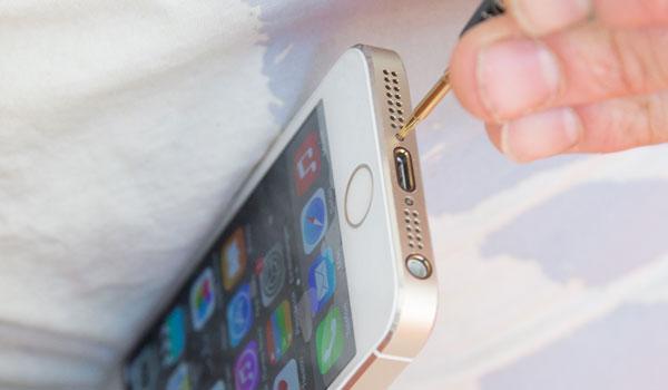 Handy Display selbst reparieren