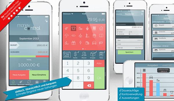 haushaltsbuch moneycontrol app