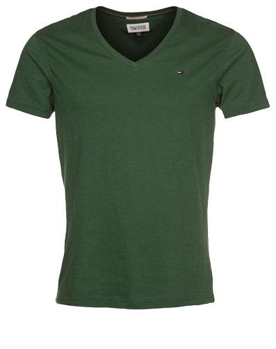 hilfiger-tshirt-gruen