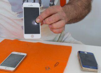Wie funktioniert der Displaytausch eines Smartphones?