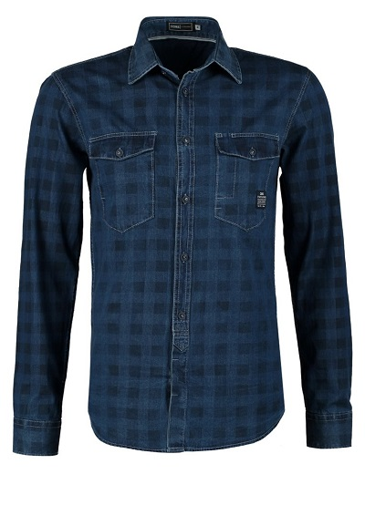 jack and jones hemd blau