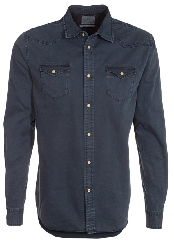 jeanshemd scotch soda