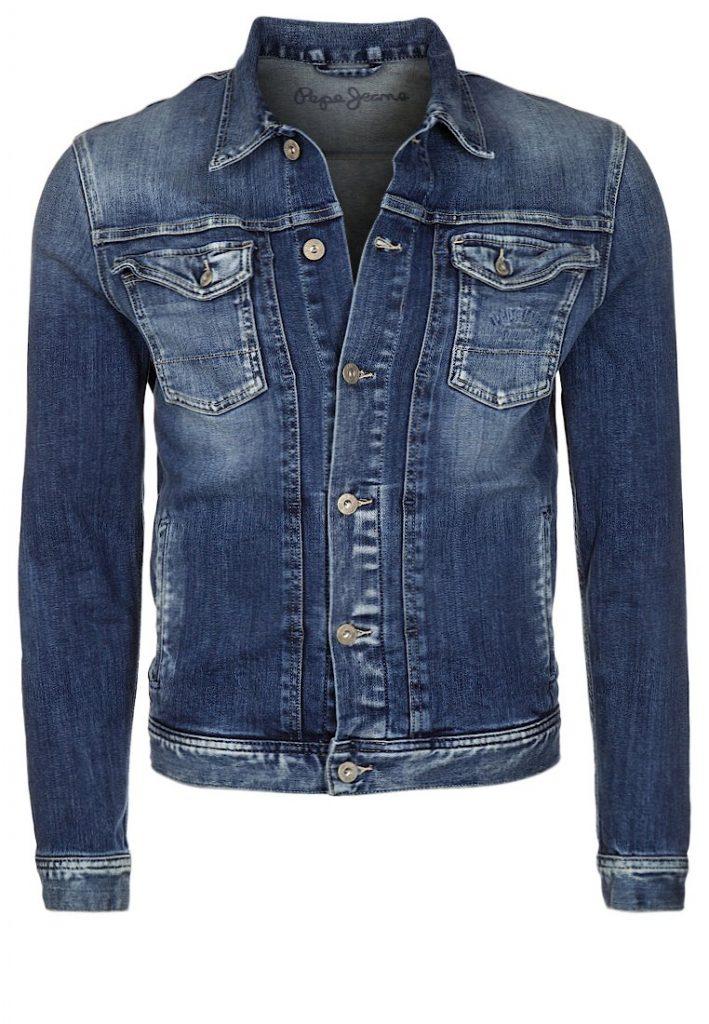 Manuel Cortez jeans-jacke-pepe-jeans