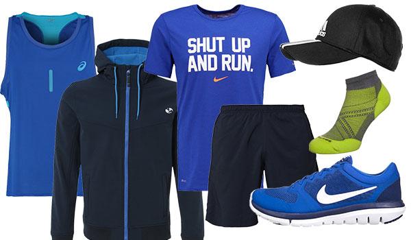 Funktionell & stylisch - unser Outfit zum joggen.