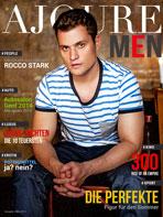 Ajouré Cover Monat März 2014 - Rocco Stark