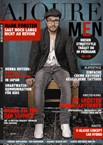 AJOURE Men Cover Monat April 2015