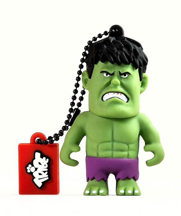Marvel The Avengers Hulk 8GB USB-Stick