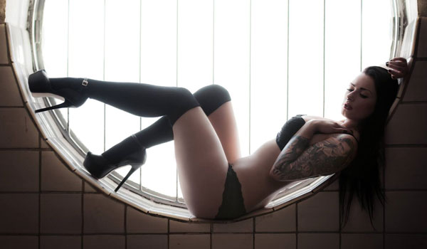 Girl der Woche: Tattoomodel Mary Sue