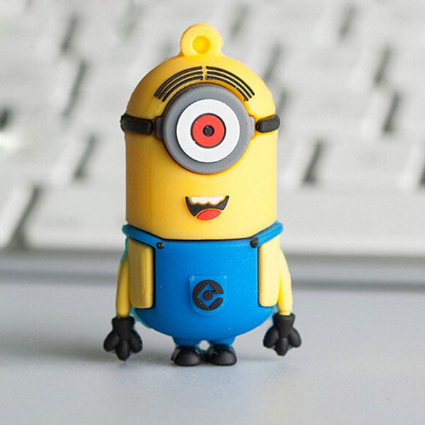 8GB Minion USB-Stick