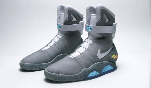 Zurück in die Zukunft mit dem Nike Air Mag