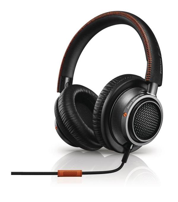 Philips Fidelio L2BO/00 Over-Ear Kopfhörer mit Mikrofon