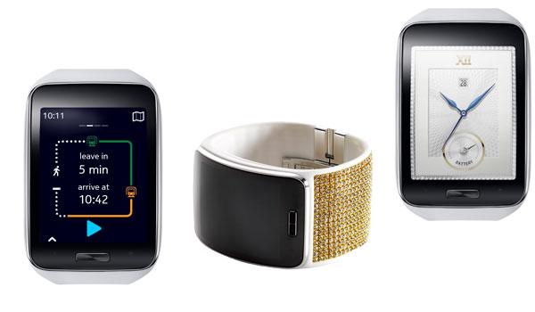 Samsung Gear S Modelle